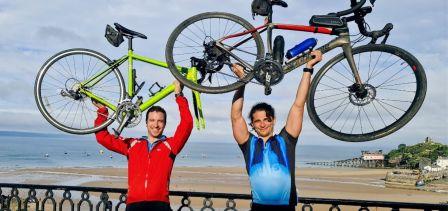 Dan & Matt's Fundraising Story
