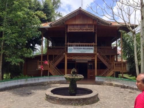Masarang Foundation HQ