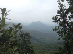 View from Kai Kung Shan