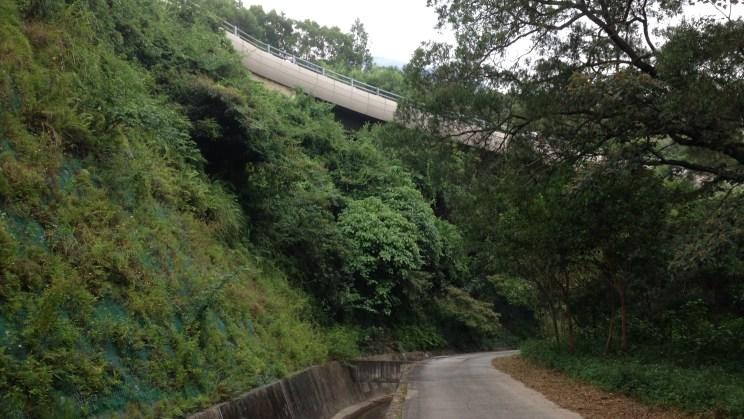 Tung Chung Road, Stage 11, Lantau Trail