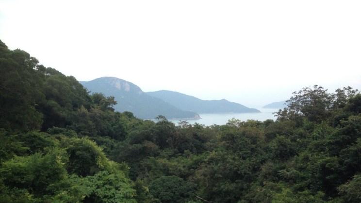 Chi Ma Wan Peninsula, Stage 11, Lantau Trail