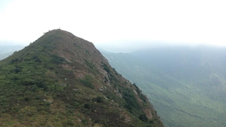 Kwun Yam Shan, Stage 5, Lantau Trail
