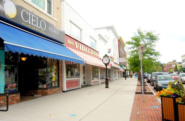 Main Street, East Aurora, NY