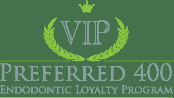 VIP Preferred 400 Endodontic Loyalty Program