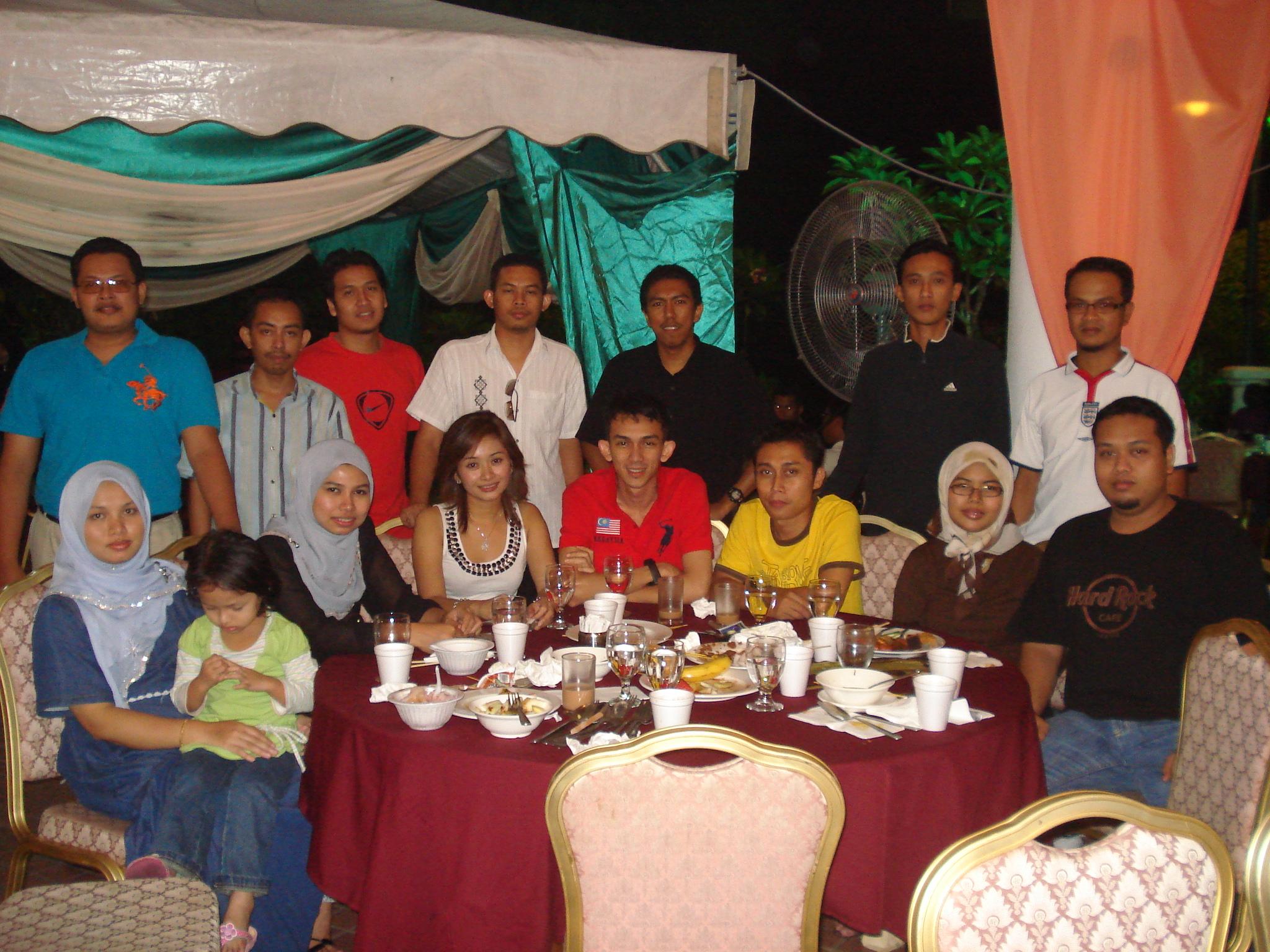 Berbuka Puasa bersama set-set Matrik USM di Tropicana Golf & Country Resort, Damansara