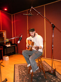 acoustic guitar miking