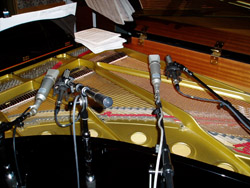 Piano miking
