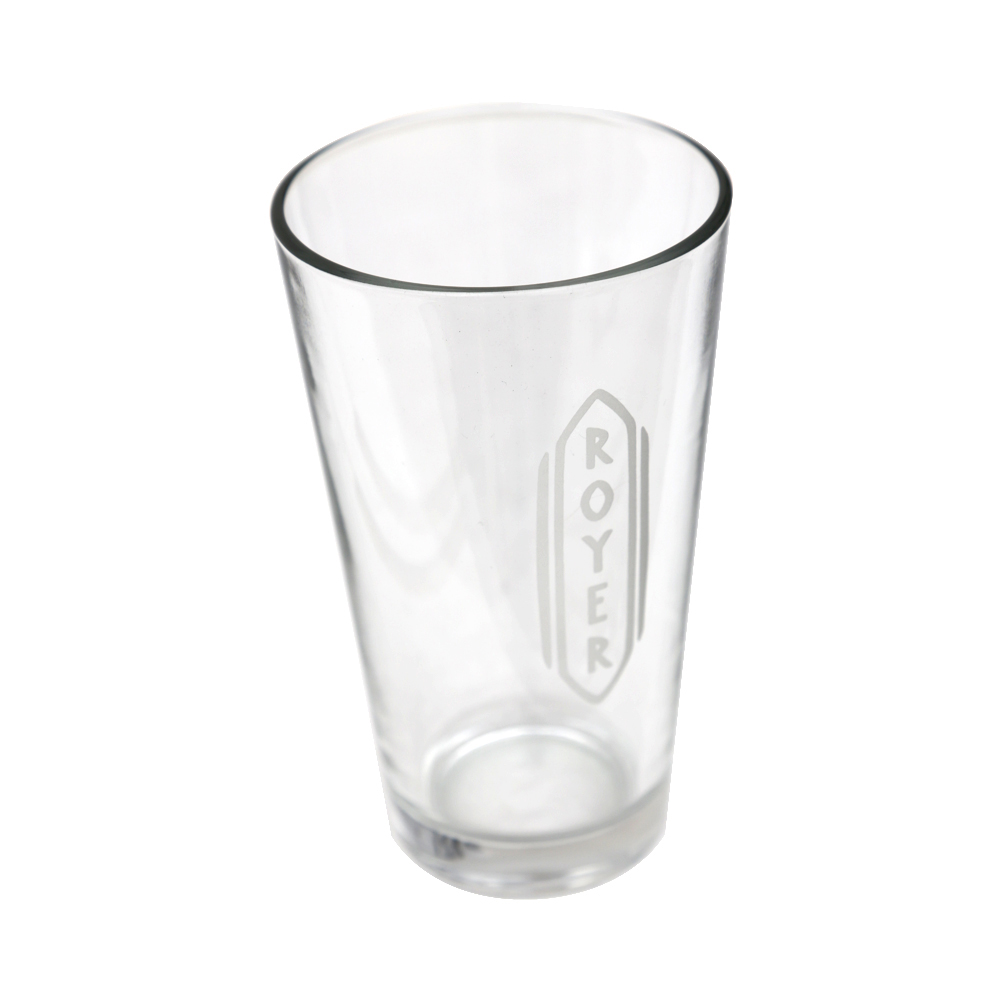 Royer Beer Glass