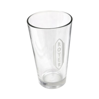 Royer Pint Glass
