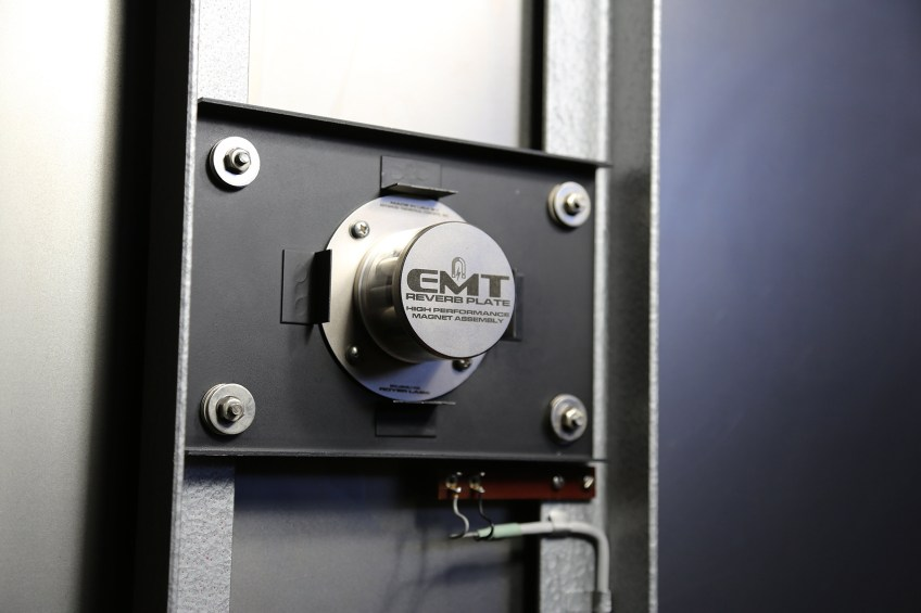 Royer Labs' New Custom Shop Introduces Replacement Magnet  Assembly for EMT 140 Reverb Plate