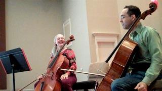 Cello Lessons Workshop for Atlanta Cello Project