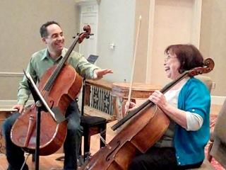 Atlanta Cello Teacher