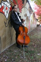 Cellist Roy Harran in Atlanta