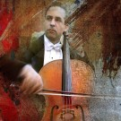 Cellist Roee Harran