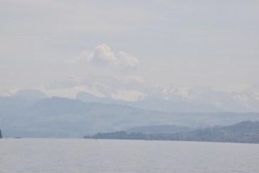The Alps in Zurich, Switzerland