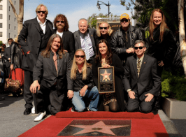 #OnThisDay January 29,2010 #RoyOrbison received star on #HollywoodWalkofFame!#joewalsh #danaykroyd #jefflynne ##barbaraorbison #royorbisonjr