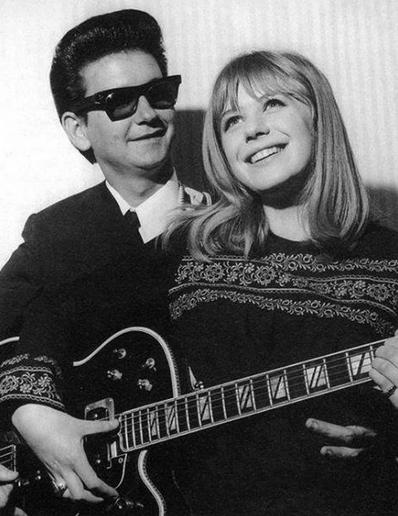 Roy Orbison & Marianne Faithful