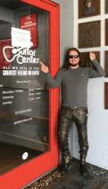 Roy Orbison Jr at Guitar Center Hollywood