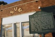 Sun Records Studio in Memphis!