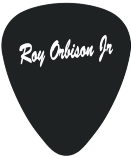 Roy Orbison Jr Guitar Picks! Available in the Roy Orbison Jr Store : https://store.royorbisonjr.com/ Tortex, standard, pitch black, .88mm, Dunlop premium guitar pick. 99 cents each or 1 free with every order over $10 These are the ones I had made for myself. Copies of the .88mm green Dunlop picks I started using because my friend and one of my favorite guitar players, Chris Williams (guitarist & singer of 'BackBone 69'), recommended them to me.