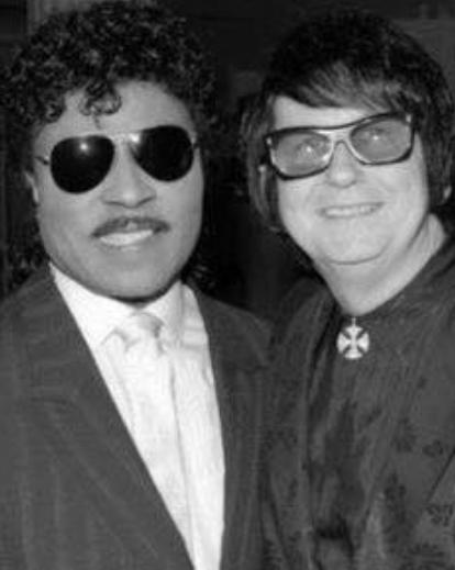 Roy Orbison & Little Richard!