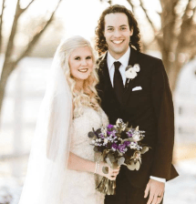 I wasn't the only Orbison married this year. 😎 This is Roy Orbison's only Granddaughter Emily Orbison and her husband Cameron Davidson. The lovely couple were married on January 7, 2017. Emily is my niece (Wesley Orbison's daughter!) and Cameron is a great musician and studio engineer. We love Emily and Cameron!