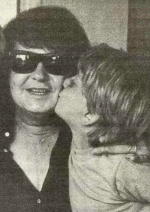 Picture of Roy Orbison & Me !