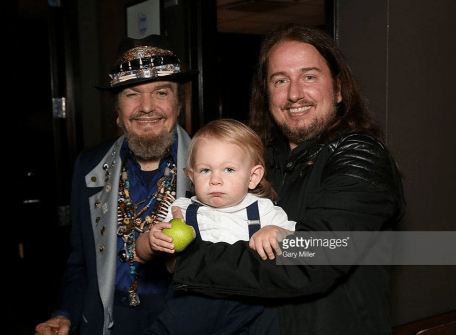 Dr. John and Roy Orbison 3 and me!