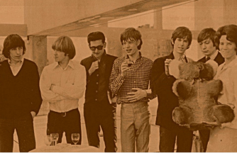 Roy Orbison & The Rolling Stones!