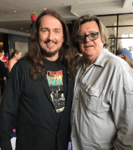 Me and Billy J. Kramer! Billy J. Kramer (OFFICIAL) was managed by Brian Epstein , who also managed The Beatles . He had big hits with several original John Lennon/Paul McCartney compositions. He was introduced to Roy Orbison by The Beatles .