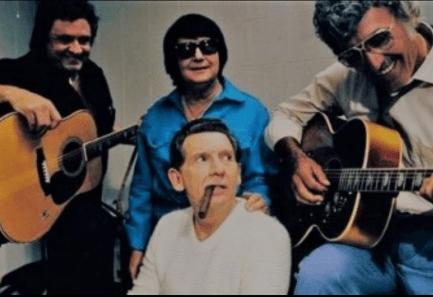 Roy, Jerry, Johnny, Carl!