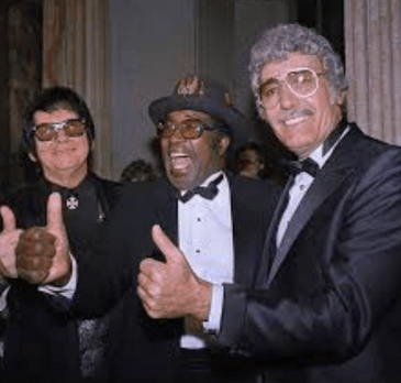 Thumbs Up! Picture of Roy Orbison, Bo Diddley & Carl Perkins