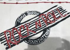 Rock N Roll James Burton Foundation