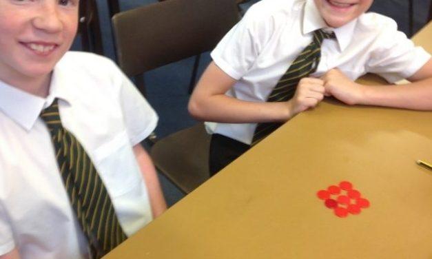 Marvellous Mathematics in Year 5!