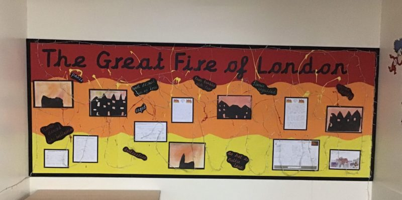 The Great Fire of London!