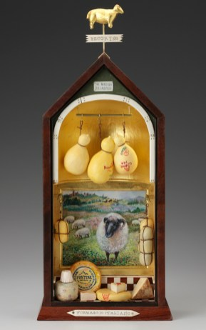 "Roy Superior, ""Formaggio Italiano Shrine"""