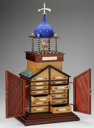 """Roy Superior, """"Temple of Wonders/ Cabinet of Curiosities"""""""