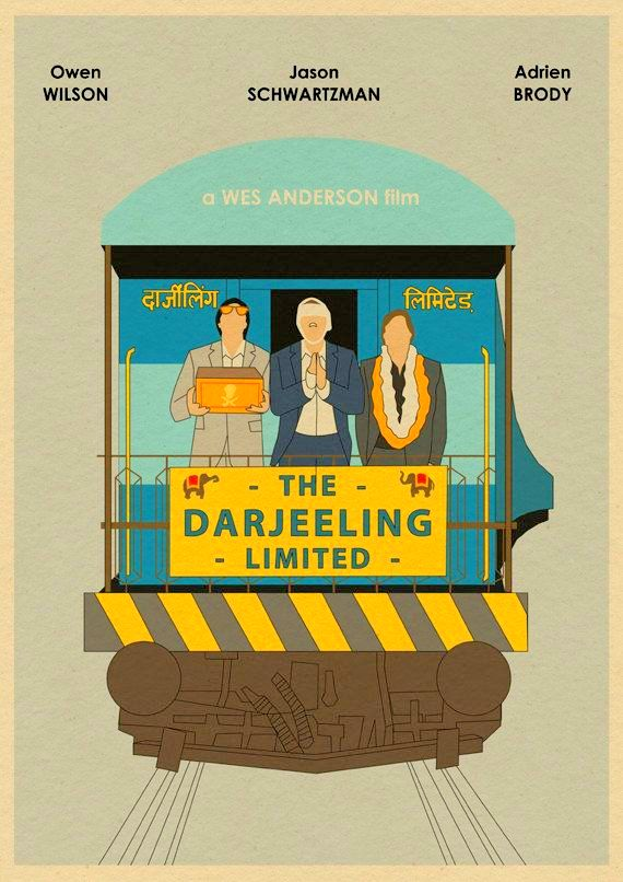 the darjeeling limited Travel Movies To Watch