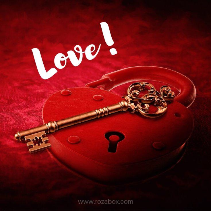 скачать открытку со словами любви