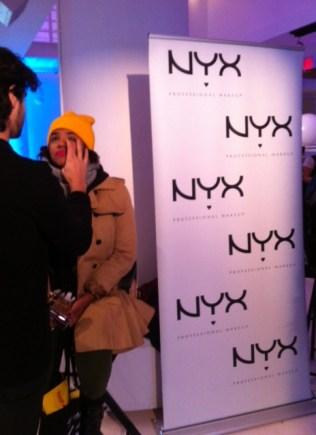 NYX MAKEUP ARTISTS