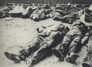 Polscy cywile zamordowani na Woli