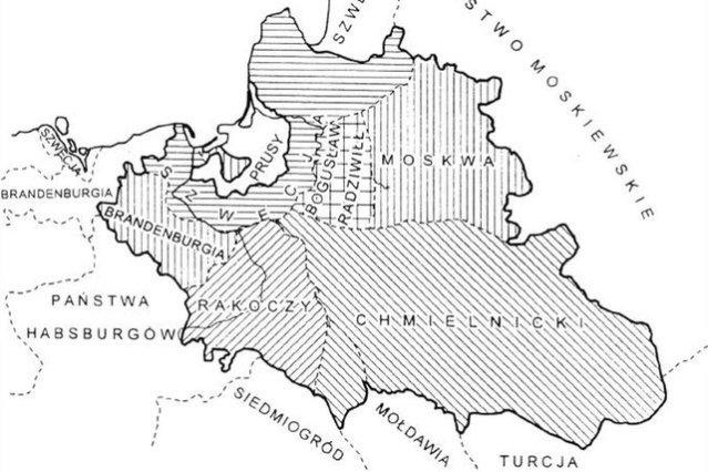 Ile było de facto rozbiorów Polski?