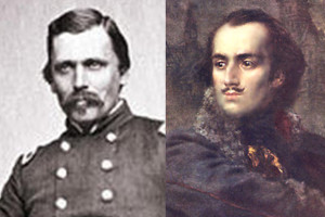 Polscy bohaterowie Ameryki - Włodzimierz Krzyżanowski i Kazimierz Pułaski