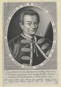 Dymitr Samozwaniec I