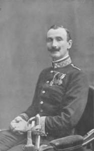 Tadeusz Rozwadowski w mundurze pułkownika - zdjęcie z 1910 roku