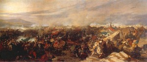 Józef Brandt, Bitwa pod Wiedniem