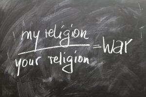 religion's war