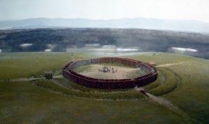 Rekonstrukcja osady