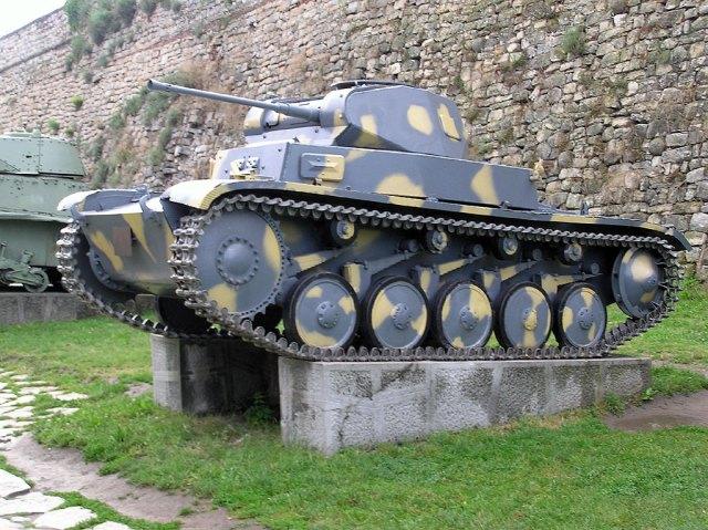 Hitlerowskie czołgi – rozwój technologii od końca Wielkiej Wojny aż do końca III Rzeszy