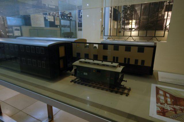 Miasteczka na torach, czyli hitlerowskie pociągi